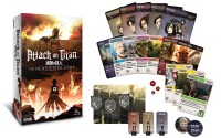 Attack on Titan box and cards