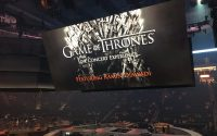 The Stage for Game of Thrones Live Concert Experience