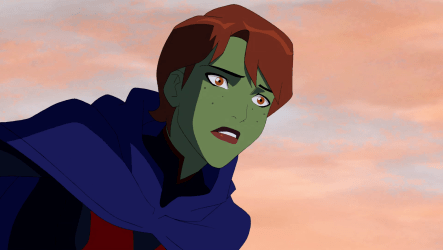 Headshot of Miss Martian