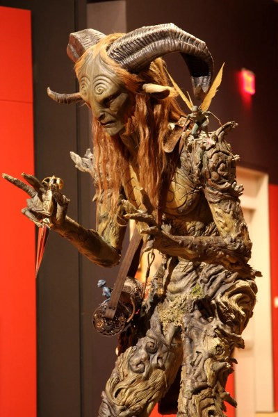 A model of the Faun