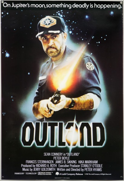 Outland UK theatrical poster