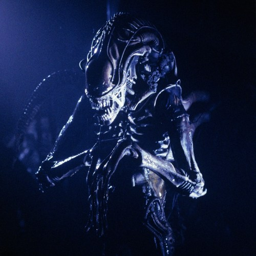 The creature from Alien