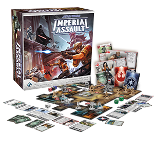 Star Wars: Imperial Assault product image
