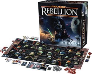 Star Wars: Rebellion product image