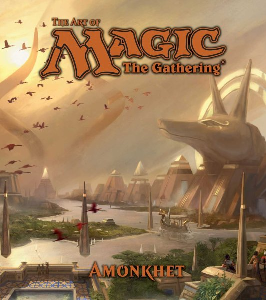 The Art of Magic: The Gathering—Amonkhet