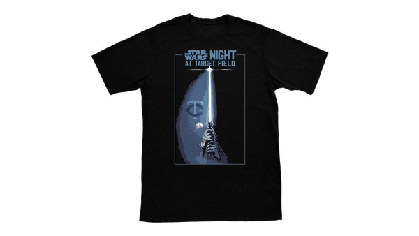 Star Wars Night T-shirt