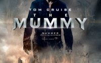 The Mummy poster featuring Tom Cruise
