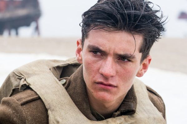 Fionn Whitehead as Tommy