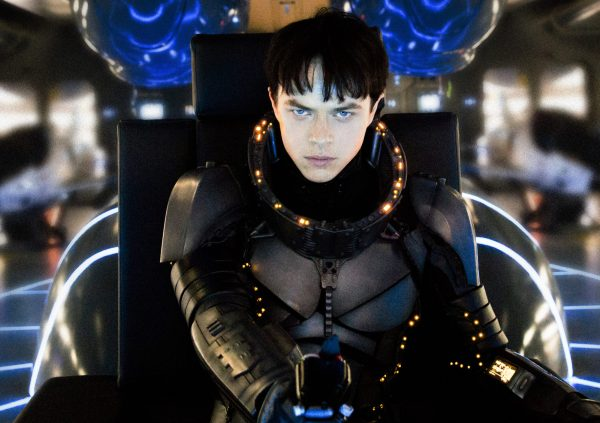 Dane DeHaan as Valerian