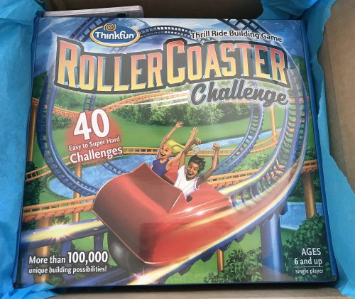 The Roller Coaster Challenge Box