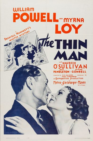 Poster for The Thin Man.