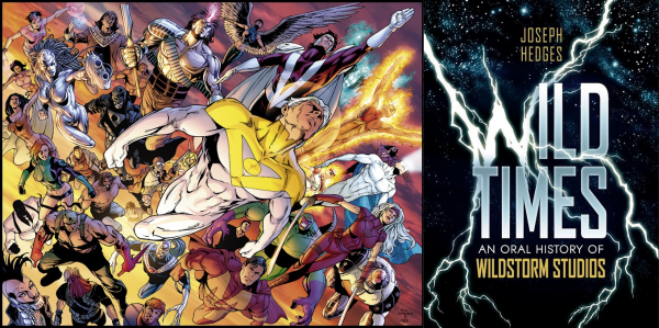 Kickstarter banner art by Phil Jimenez, Oliver Nome and Alex Sinclair. Courtesy of Joseph Hedges
