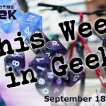 This Week In Geek 9/18