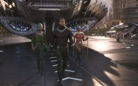 Black Panther trailer still