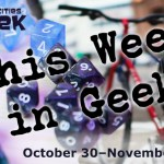 This week in geek