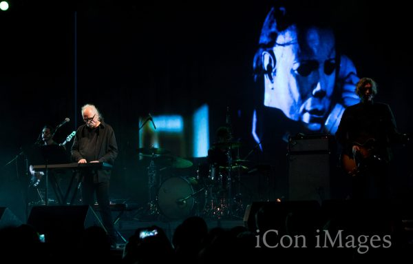 John Carpenter on stage