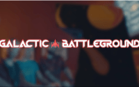Galactic Battleground Arcade Game