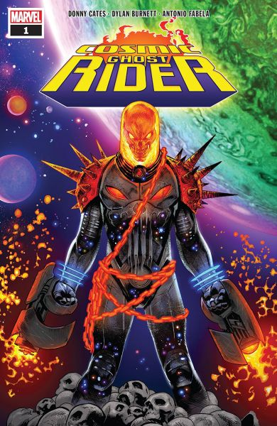 Cosmic Ghost Rider (of 5) Marvel Donny Cates Dylan Burnett