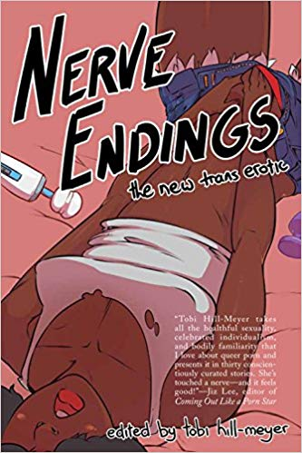 Nerve Endings: The New Trans Erotic cover