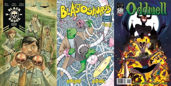 Covers for the week of August 8