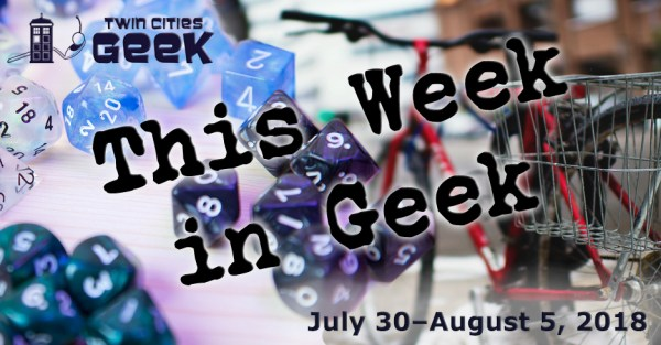 This Week in Geek 7/30