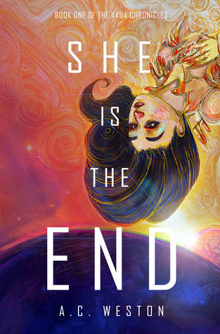 She Is the End cover