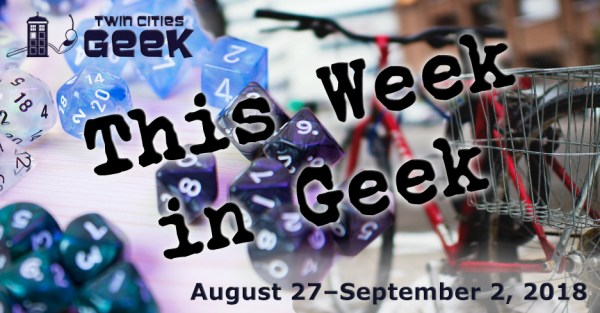 This Week in Geek - 8/27