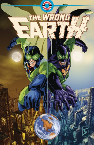 Cover of The Wrong Earth 1