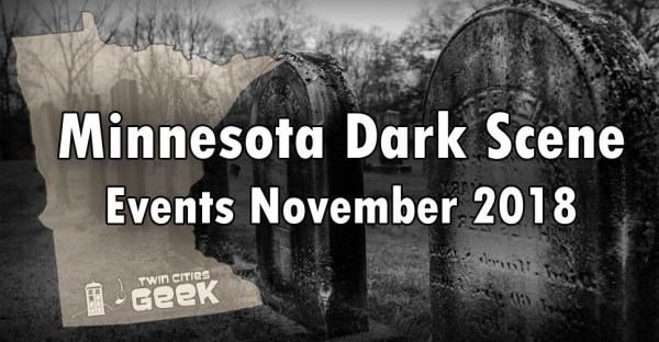 Dark Scene header image for November