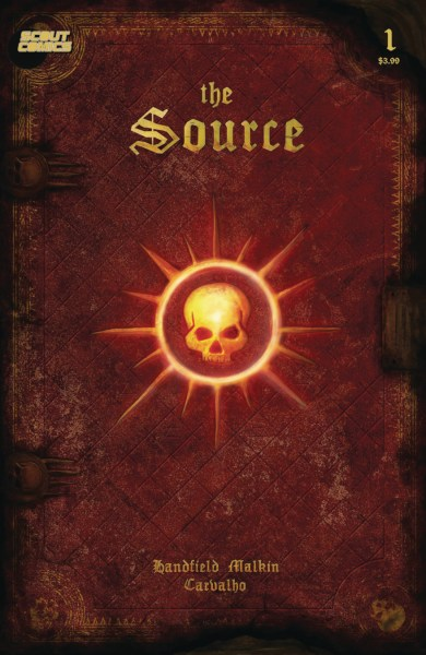 Cover of The Source #1