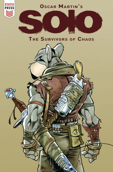 Cover of Solo The Survivors of Chaos #1