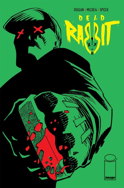 Cover of Dead Rabbit #1