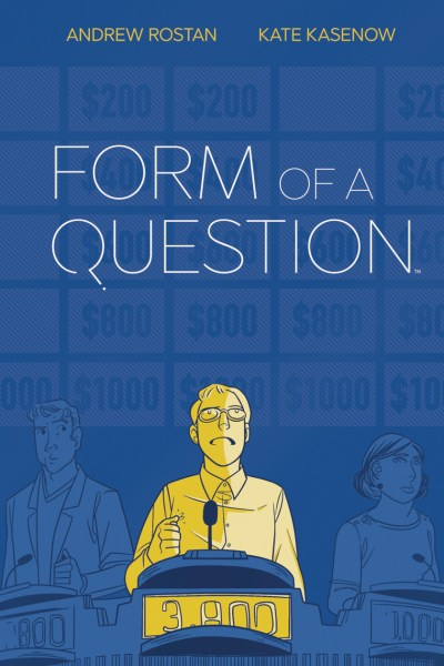 Form of a Question cover
