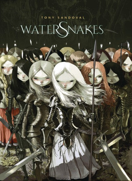 WaterSnakes cover