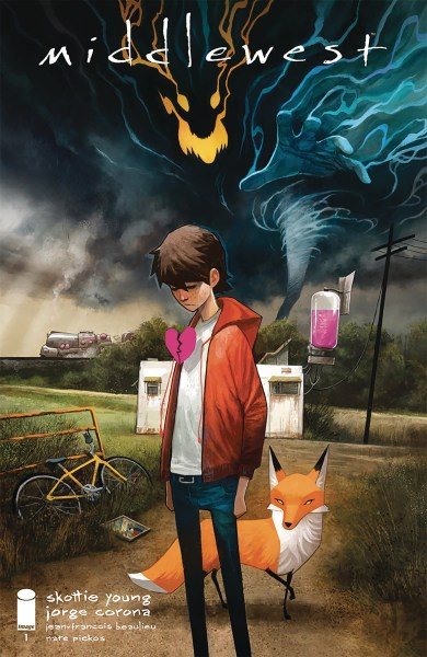 Middlewest cover