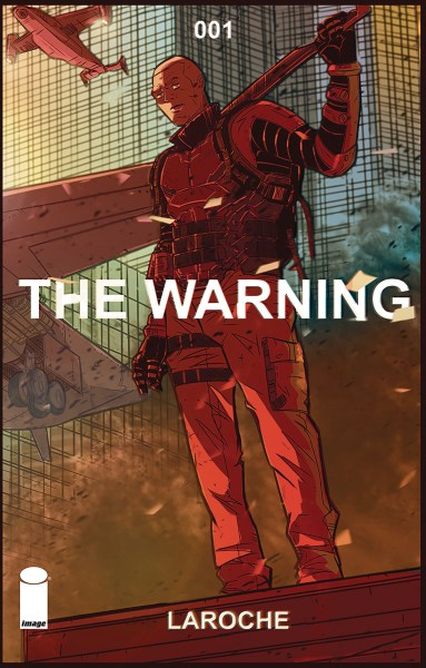 The Warning #1 cover