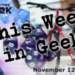 This Week in Geek 11/12/18