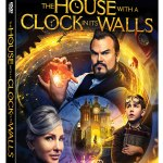 The House with a Clock in Its Walls Blu-ray cover