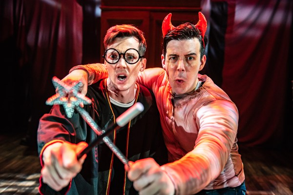 production photo of Potted Potter
