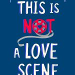 cover for This Is Not a Love Scene by S. C. Megale