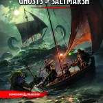 Cover of Ghosts of Saltmarsh campaign book for Dungeons and Dragons