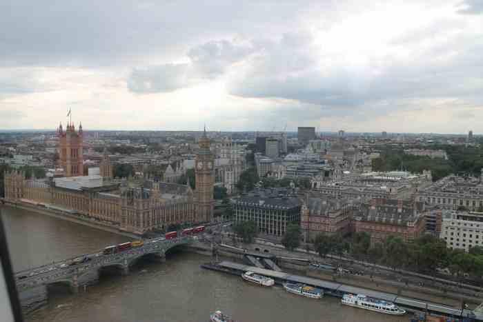 The london eye review