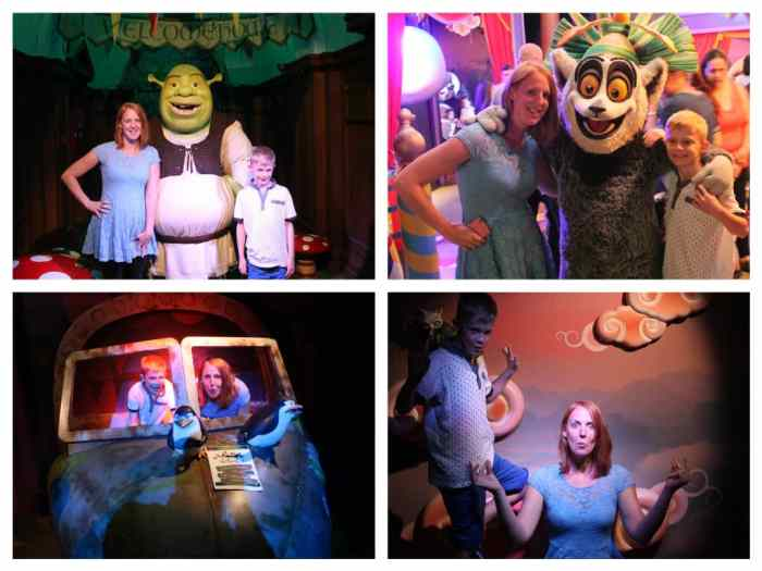 Shrek's Adventure! London