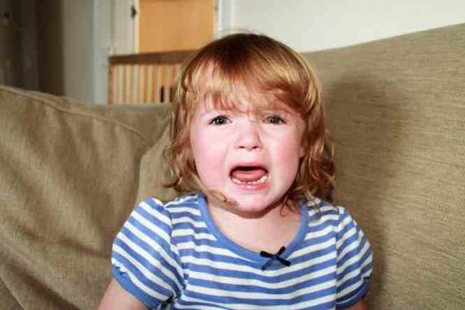 Let Them Scream! My Three Year Old Diva