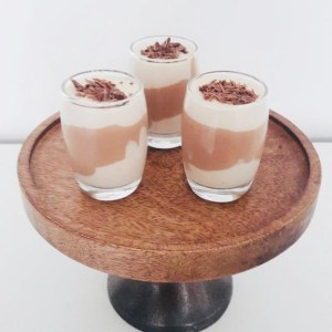 baileys chocolade mousse