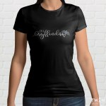 Gryffinclaw Ladies T Shirt Black