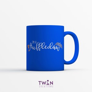 Huffleclaw Mug Royal Satin