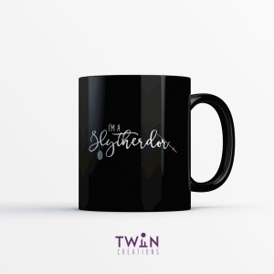 Slytherdor Mug Black Gloss