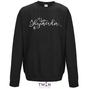 Slytherdor Unisex Jumper Black