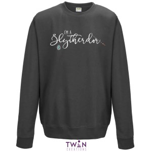 Slytherdor Unisex Jumper Grey